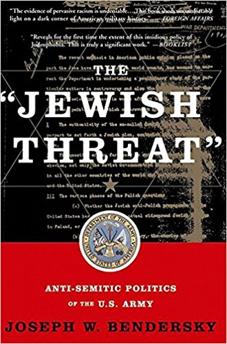 the jewish threat